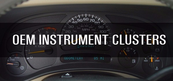 OEM Instrument Clusters